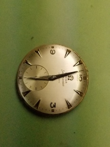 Omega Seamaster out of case